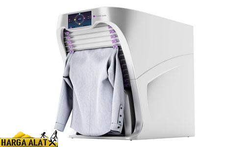Harga Mesin Pelipat Baju Otomatis