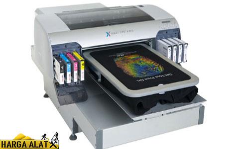 Harga Mesin Printing Kaos Digital 5 in 1