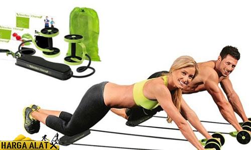 Alat Olahraga Revoflex Xtreme Fitness Portable