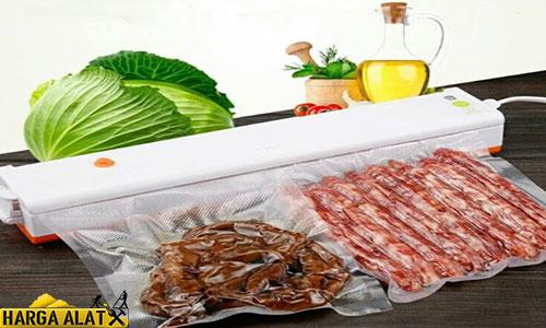 Daftar Harga Alat Pres Plastik Kemasan Makanan