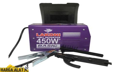Harga Mesin Las Lakoni 450 Watt