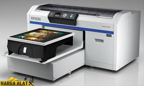 Harga Printer DTG A3 Terbaik