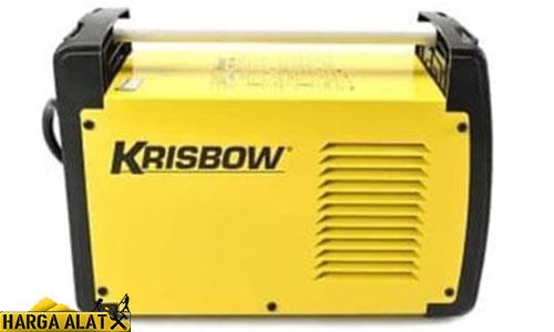 Mesin Las Inverter Krisbow 200A 1PH