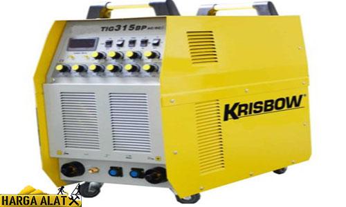 Mesin Las Mig Krisbow Inverter DC 250A MIG250E