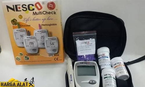 Cara Menggunakan Alat Tes Gula Darah Merk Nesco