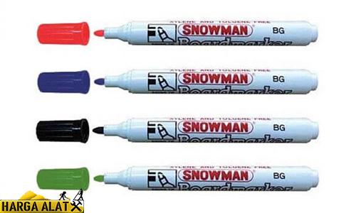 Harga Spidol Snowman