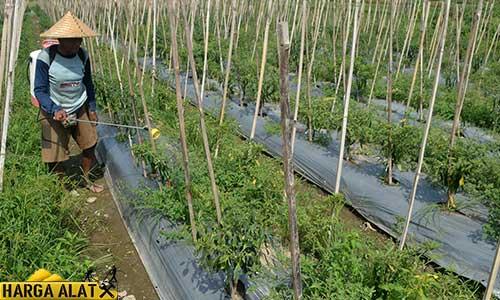 Fungsi Alat Semprot Pertanian