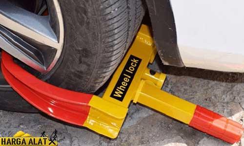 Harga Kunci Roda Mobil Anti Maling Palang Terbaru