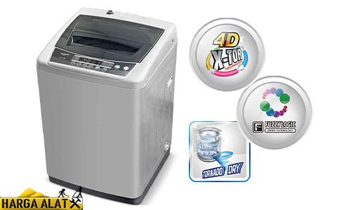 Daftar Harga Mesin Cuci Sanken 1 Tabung