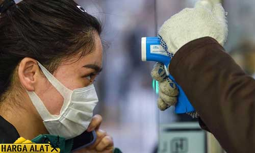 Fungsi Alat Pendeteksi Suhu Tubuh