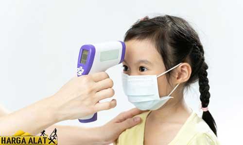 Harga Alat Pendeteksi Suhu Tubuh Terbaik Semua Merk