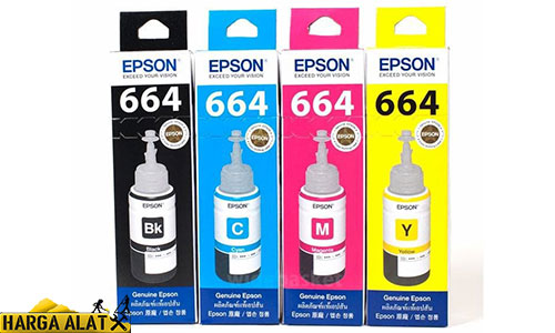 Cartridge dan Tinta Printer Epson L220