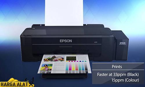 Daftar Harga Printer Epson Murah Berkualitas dan Terbaru