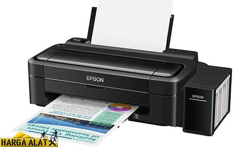 Daftar Harga Printer Merk Epson
