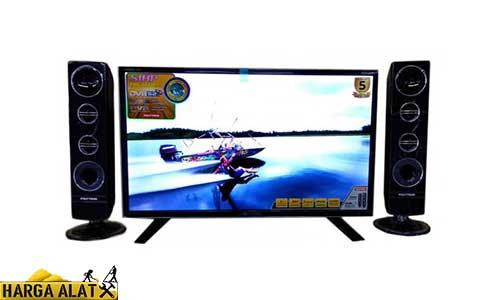 Harga TV LED 32 – 40 Inch Terbaik dan Termurah