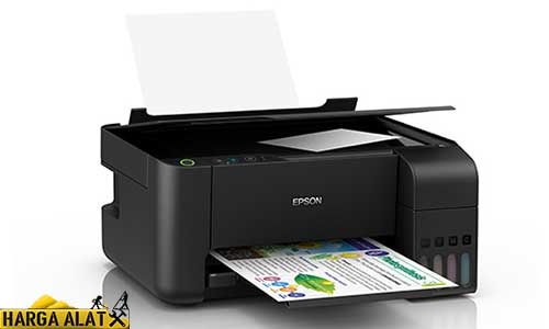 Informasi Harga Epson L3110 Spesifikasi dan Keunggulan