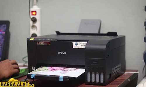 Kekurangan Printer Epson L3110
