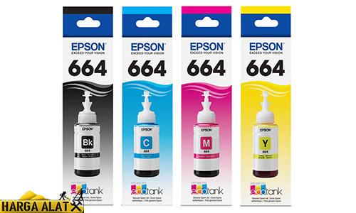 Type Cartridge Printer Epson L210