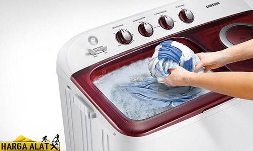 Daftar Harga Mesin Cuci 2 Tabung Terbaik dari Beberapa Merk