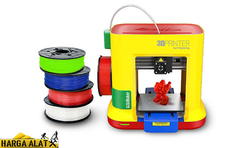 Printer 3D DaVinci Mini Maker