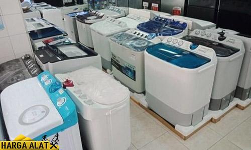 Tips Memilih Mesin Cuci 2 Tabung Terbaik