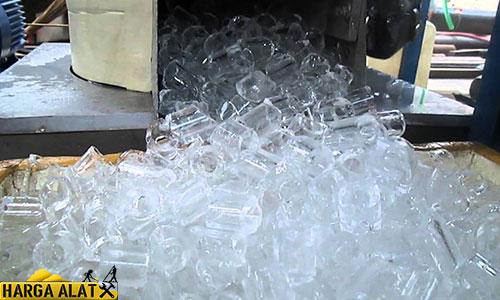 Daftar Harga Mesin Pembuat Es Kristal Terbaru