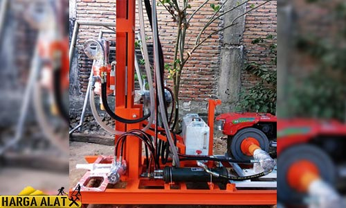 Mesin Bor Air Type S 100 System Hydraulic Fullset
