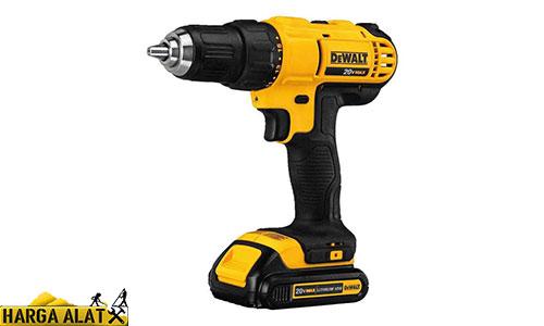 Mesin Bor Beton DeWALT 18V XR Li Ion Compact Hammer Drill Driver DCD776C2