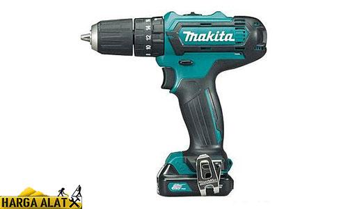 Mesin Bor Beton Makita Cordless Hammer Driver Drill HP331DWYE