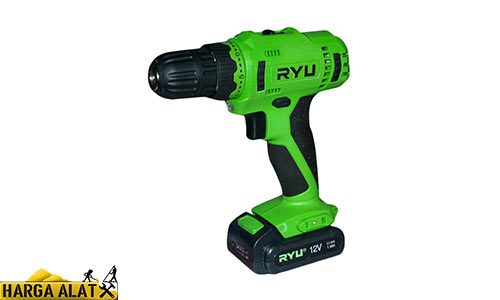 Mesin Bor Tekiro Ryu Cordless Impact Drill Ryu RCI 20V