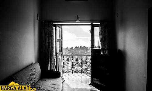 Pintu Jendela Terbuka