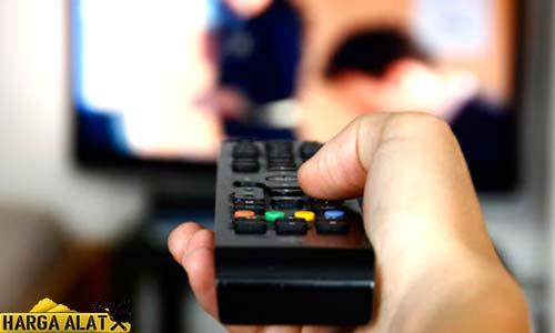 Cara Memasukkan Kode Remot TV