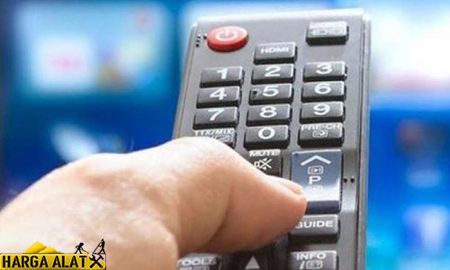 Cara Memasukkan Kode TV