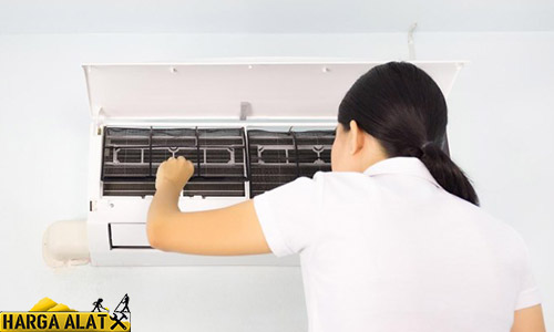 Cara Mengatasi Air Pembuangan AC Tidak Menetes