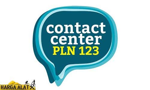 Melalui Call Center PLN