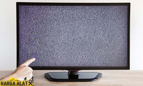 TV Sharp LED Tidak Bisa Menangkap Siaran