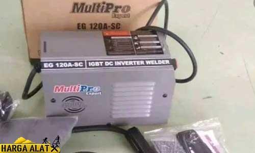 2. Multipro EG 120A SC