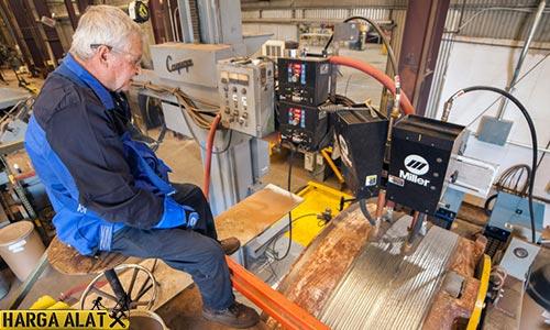 Pengertian Cara Kerja dan Peralatan Las SAW