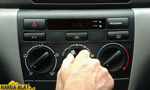 Ciri Kompresor AC Mobil Rusak
