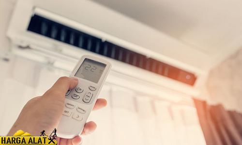 Matikan Timer AC LG dengan Remote
