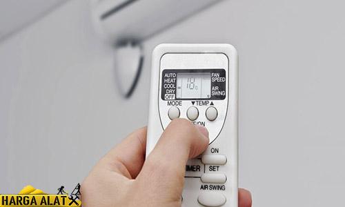 Arti Simbol Remote AC LG Terlengkap dari Beberapa Tipe