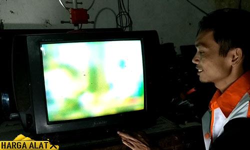 Cara Mengatasi TV Bergambar Blur