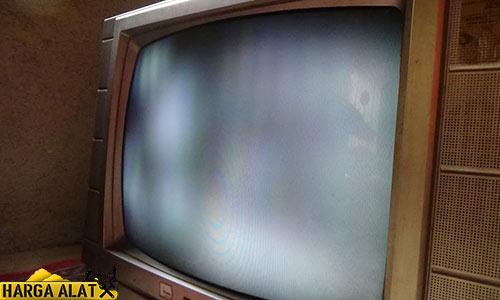 Ciri Ciri TV Gambar Blur