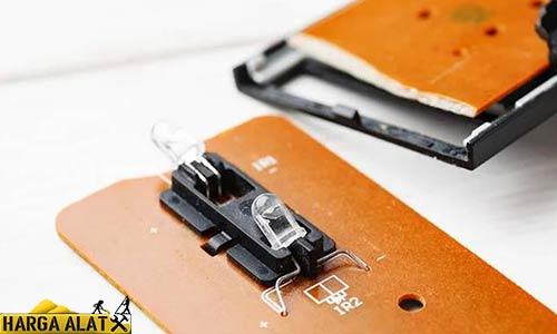 Periksa Printed Circuit Board PCB