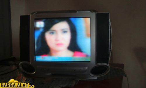 TV Gambar Blur