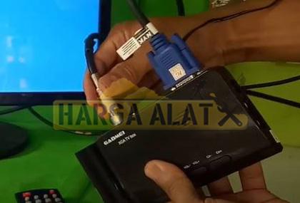 Memasang Kabel Antena