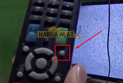 1. Tekan Tombol Menu pada Remote TV Sharp