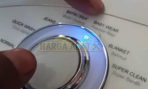 5. Pilih Jenis Pakaian yang Dicuci