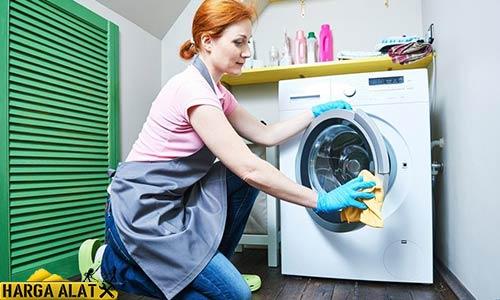 Cara Membersihkan Mesin Cuci Samsung