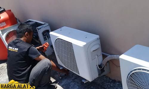 Cara Mengatasi Kompresor AC Mati